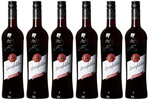 Rotwild Dornfelder Rotwein Weinpaket (6 x 0.75l)
