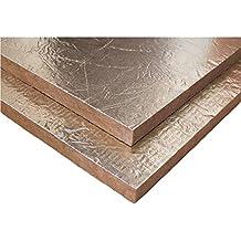Caja de 10 placas Lana de roca,especial para aislamiento chimeneas,gran densidad 100kg