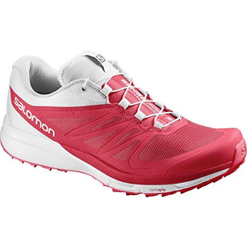 Salomon Sense Pro 2, Chaussures de Running Entrainement Femme Lotus Pink/White