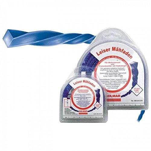 Preisvergleich Produktbild Makita 369224073 Maehfaden leise 3, 0mmx70m