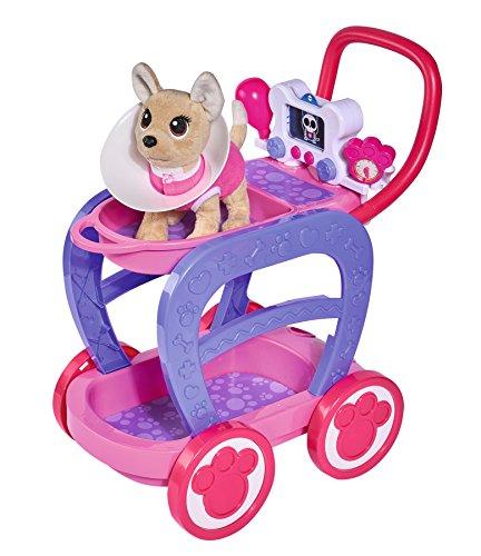 Carrito veterinario Chi Chi Love perrito accesorios