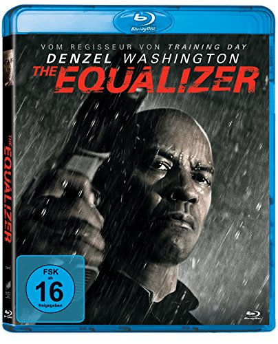 The Equalizer [Blu-ray] - Dvd-the Equalizer