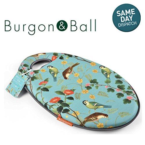 rhs-burgon-ball-flora-fauna-kneeler-ultra-cushion-memory-foam-gardening-kneeling-pad