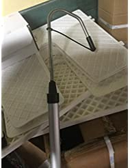 raffio nouvelle rade en aluminium 137cm