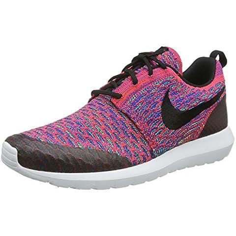 Nike Roshe NM Flyknit SE, Zapatillas de Running Para Hombre