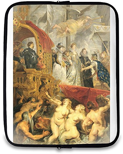maria-de-medicis-arrival-rubens-painting-printed-laptop-case-custom-printed-slim-fit-the-ideal-trave