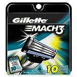 Gillette Mach3 Men's Razor Blade Refills...