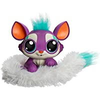 WIN86haib 8inch Cute Lil'Gleemerz Doll Magic Interactive Long Tail Colorful Fox Kids Gift