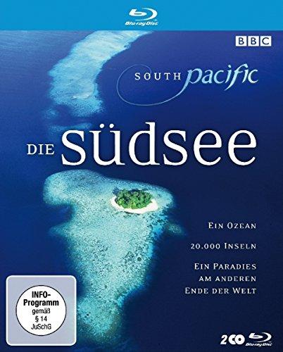 Die Südsee [Blu-ray]