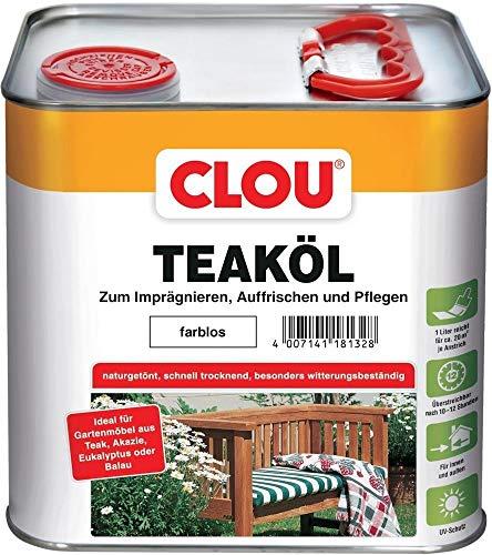 Holzöl Liter, Natur
