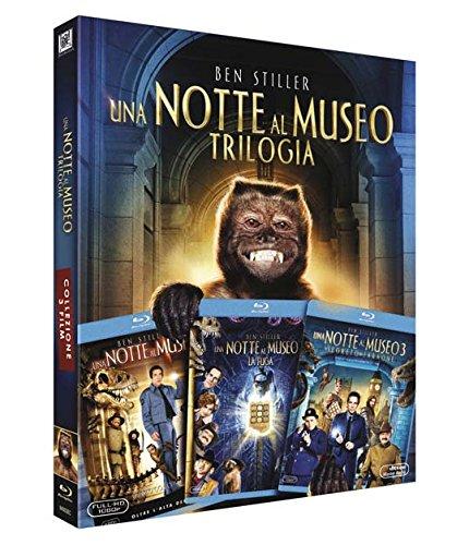 Una Notte Al Museo Trilogia
