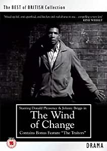 Wind Of Change/The Traitors [DVD]