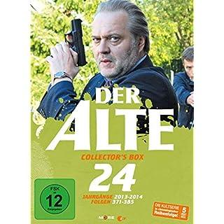 Der Alte Collector's Box Vol.24 (15 Folgen/5 DVD)