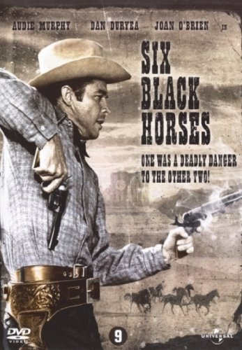 Bild von Six Black Horses [Holland Import]