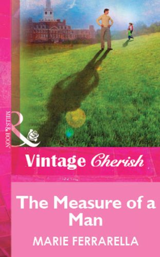 The Measure of a Man (Mills & Boon Vintage Cherish) (English Edition)