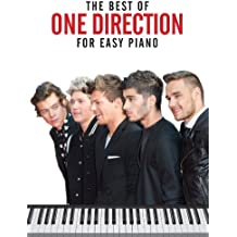 The Best Of One Direction for Easy Piano