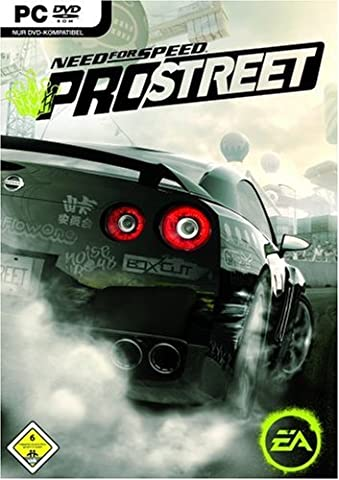 Need for Speed - Pro Street (DVD-ROM) (Pc Games Rennspiele)
