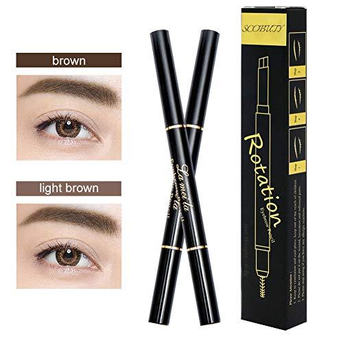 Tattoo Augenbrauenstift, 3d Augenbrauenstift, Tattoo Brow Augenbrauenfarbe Für Augenbrauen Make-Up...