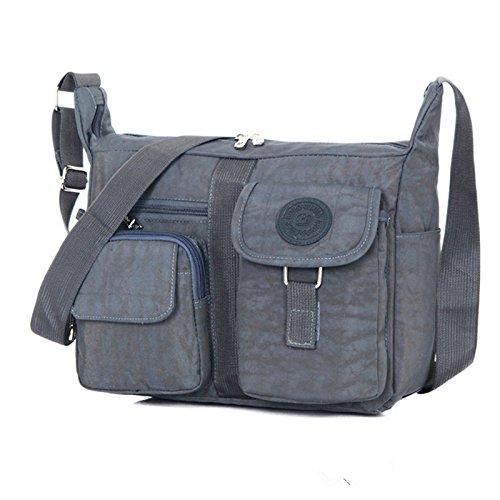 Doppeltasche lässig im Freien Baden Berg Tasche b