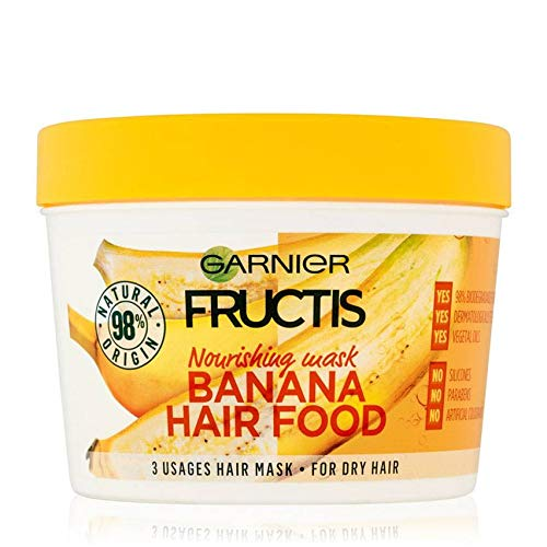 Garnier Fructis Pflegendes Banana Hair Food Kur 390ml