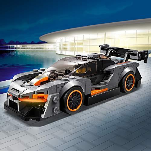 LEGO Speed Champions McLaren Senna Jeu de...