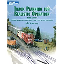 Track Planning for Realistic Operation (Model Railroader)