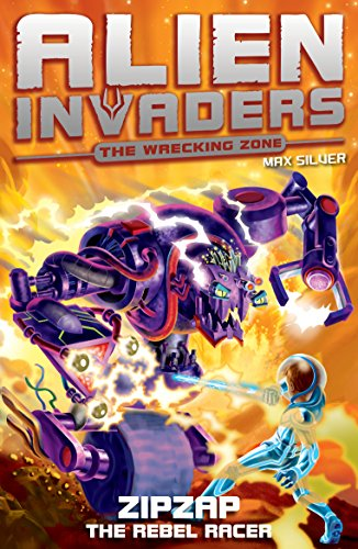 Alien Invaders 9: Zipzap - The Rebel Racer (Library Box Card)