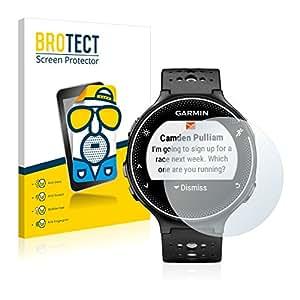2x BROTECT Film Protection pour Garmin Forerunner 230 Protection Ecran - Mat, Anti-Réflets