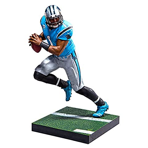 McFarlane Toys EA Sports Madden NFL 17 Ultimate Team Cam Newton Carolina Panthers Action Figure by Unknown