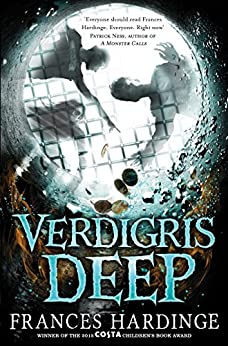 Verdigris Deep by [Hardinge, Frances]