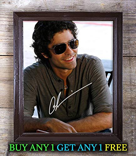 Adrian Grenier Entourage Autographed Signed 8x10 Photo Reprint #07 Special Unique Gifts Ideas for Him Her Best Friends Birthday Christmas Xmas Valentines Anniversary Fathers Mothers Day