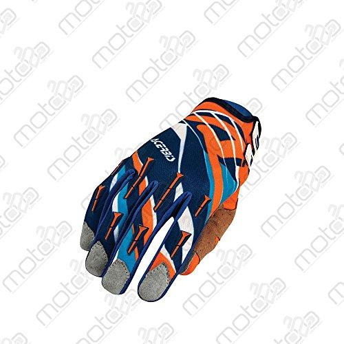 0021631.204.069Guantes moto Acerbis MX2Naranja/Azul