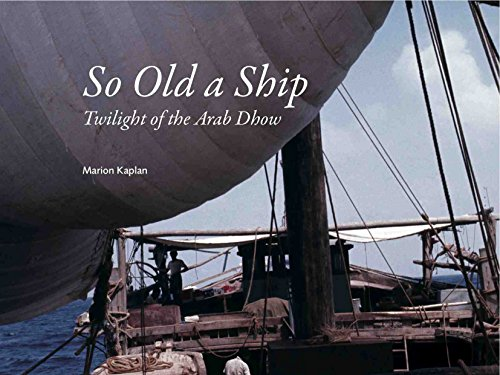 So Old A Ship