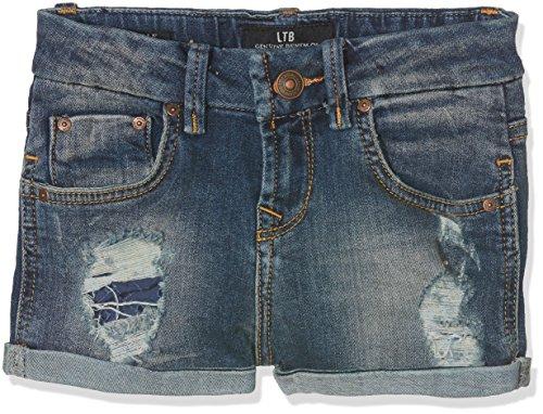 LTB Shorts Mädchen Shorts Judie G, Blau (Iris Wash 51112), 158 (Herstellergröße: 12-13)