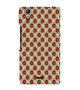EPICCASE panel of roses Mobile Back Case Cover For Micromax Canvas Selfie Lens Q345 (Designer Case)