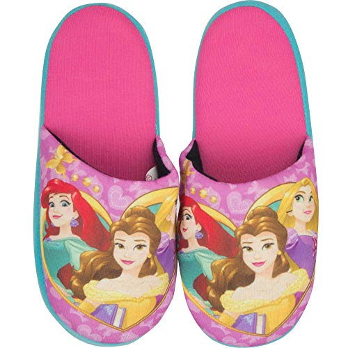 Zapatillas de Princesas Disney Oficiales para niña y niña, 1148 Rosa Size: 28/29 EU