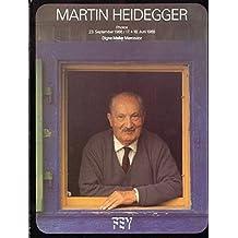 Martin Heidegger: Photos 23. Sept. 1966 und 16./17. Juni 1968