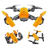 Quadcopter Drone Drone GPS Positioning, Aerial Photos Wi-Fi FPV HD Folding Quadcopter