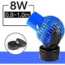 Acuario bomba de olas mute tanque de peces surf imán lechón mini mini buceo tanque de peces limpio filtro 6W-16W , 8w