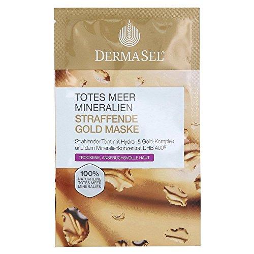 Dermasel Maske Gold Exklusiv, 12 (Und Rot Maske Gold)