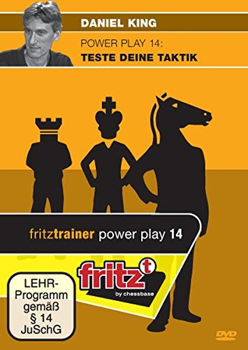 "Daniel King: Power Play 14 - ""Teste Deine Taktik"""
