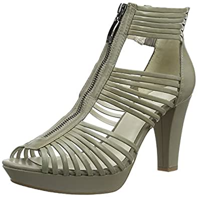 gerry weber damen ella 16 offene sandalen schuhe handtaschen. Black Bedroom Furniture Sets. Home Design Ideas