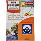 Water Colour Paper DACAPO 240gsm A4, 210 mm x 297 mm 1x20/pad (WCP240A4)