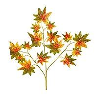Euro Flora Yapay Akçaağaç Dalı Sonbahar 53 Cm