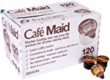 120 Café Maid Luxury Coffee Creamer Long Life Individual Portions