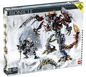 Lego Bionicle 10204 - Edition Speciale Ensemble - Vezon & Kardas