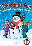 Christmas Fun. Songs Activites Book with CD: Ab 1. Lernjahr. Fur den Frühbeginn (Libros de Navidad)