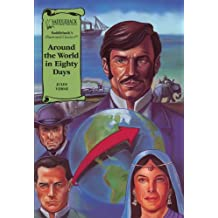 Around the World in Eighty Days [With Books] (Illustrated Classics)