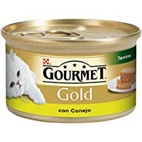 Purina C-70115 Gold Terrine Conejo - 85 gr