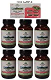 """Organic India Lipid Care - 60 Veg Capsules - Pack of 6 - """"DHL Expedited Delivery"""" with Free Product Sample by Organic India"""